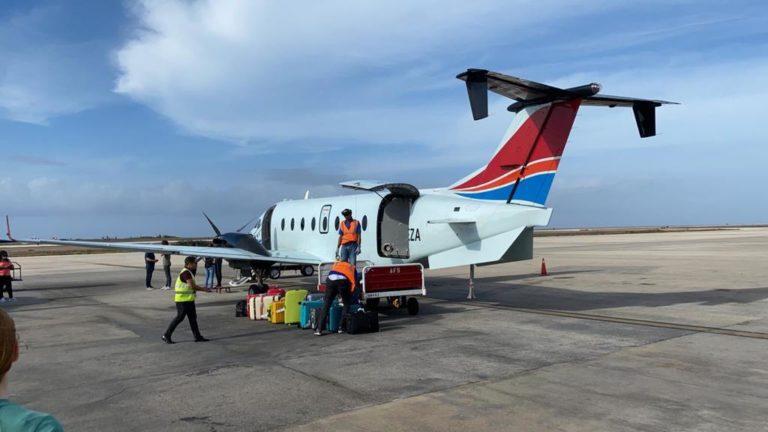 Vliegtuigje Bonaire