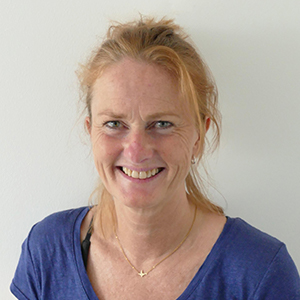 Dialyseverpleegkundige Claudia Kroon