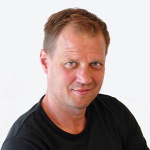 Ambulanceverpleegkundige Raoul van Oijen