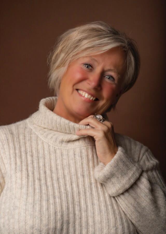 Trainer Jeanette Viveen