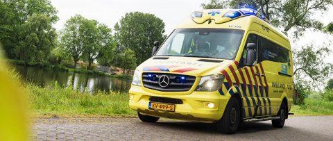 ambulance water thijs gras