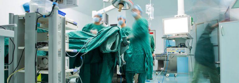 operatiekamer artsen
