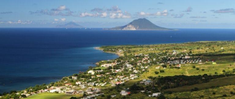 sint eustatius groen eiland